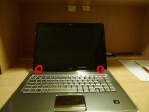 riparare lcd notebook