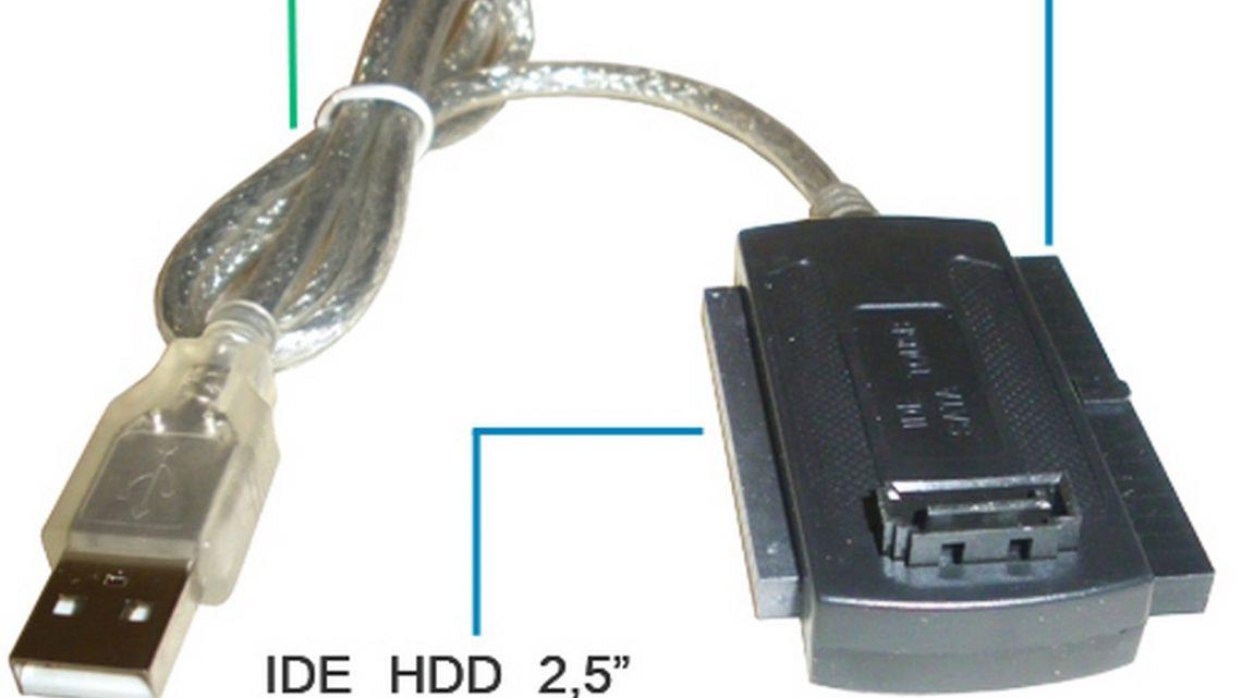 come collegare hard disk alla porta usb
