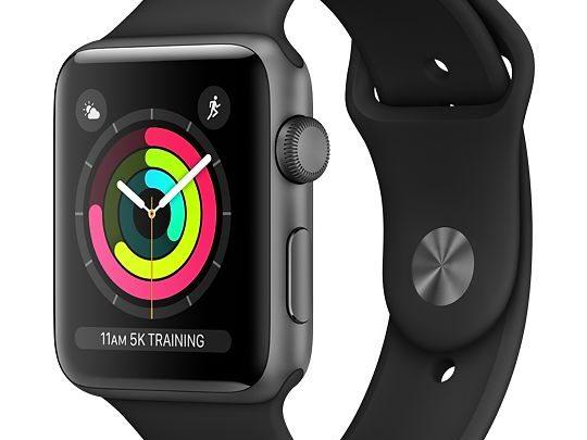 come funziona apple watch