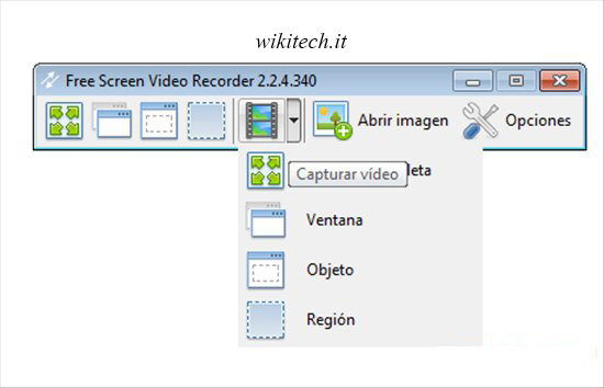come registrare video dello schermo 2