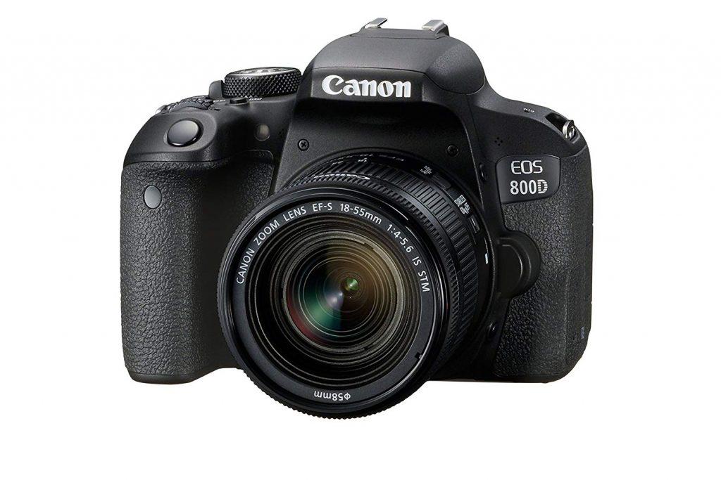 macchine fotografiche per principianti