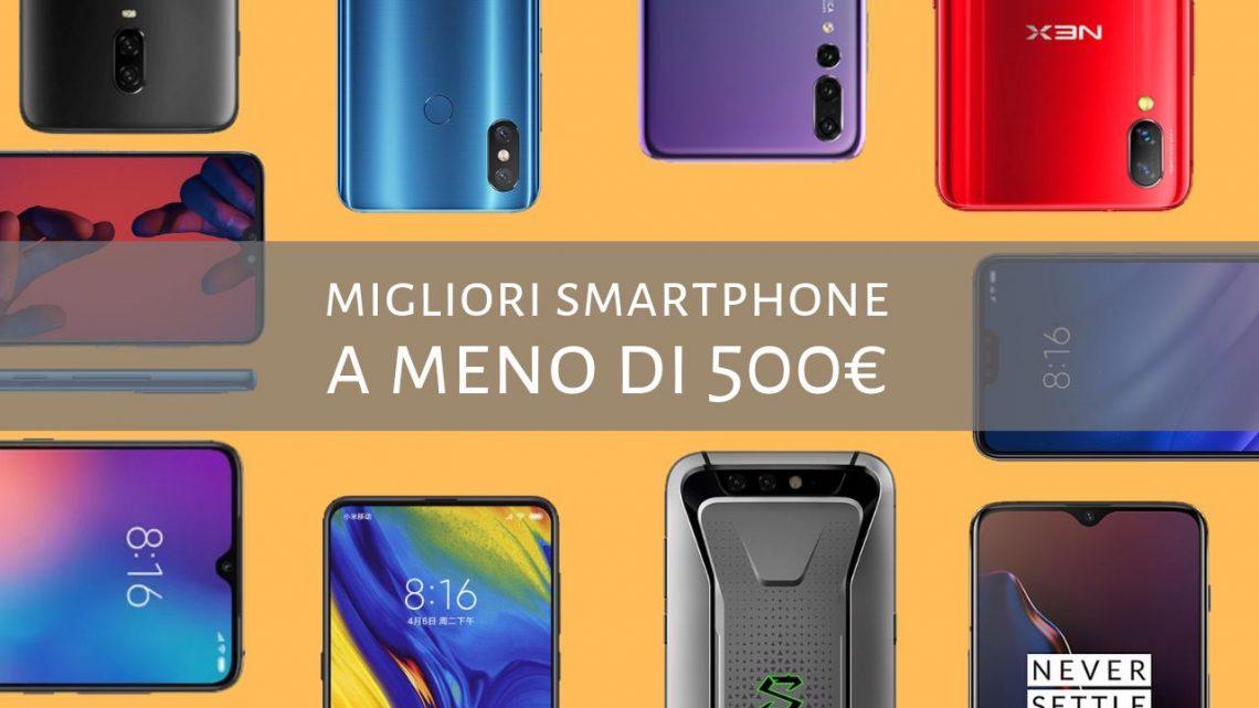 migliori smartphone di fascia media-alta