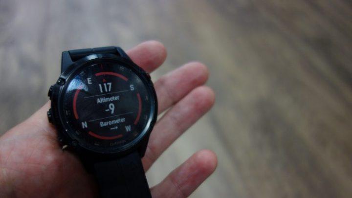 recensione smartwatch garmin fenix 5 plus
