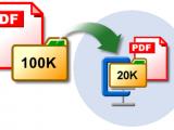 zippare un file pdf