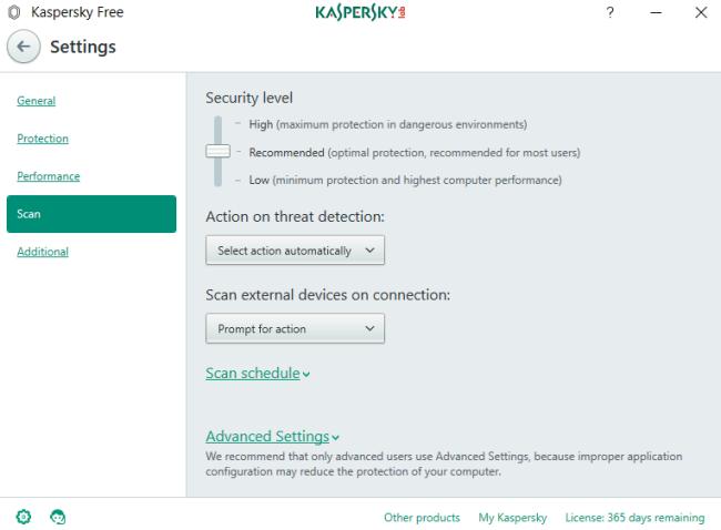 antivirus_free_kaspersky_scansione