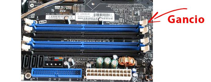 come montare memoria ram su pc desktop