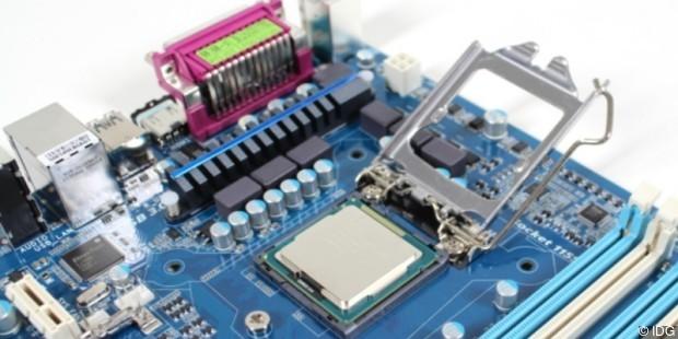 effettuare l'upgrade del processore