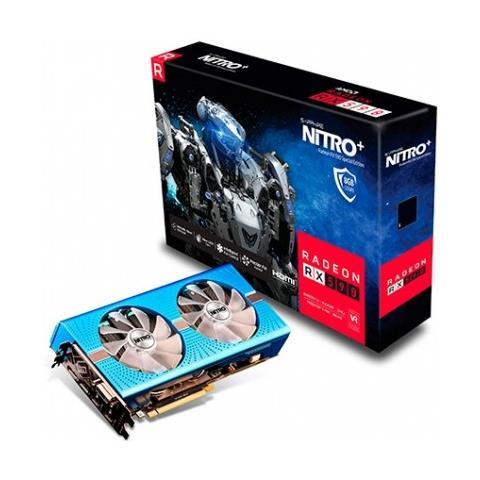 migliori schede video da gaming AMD Radeon RX 590 8GB