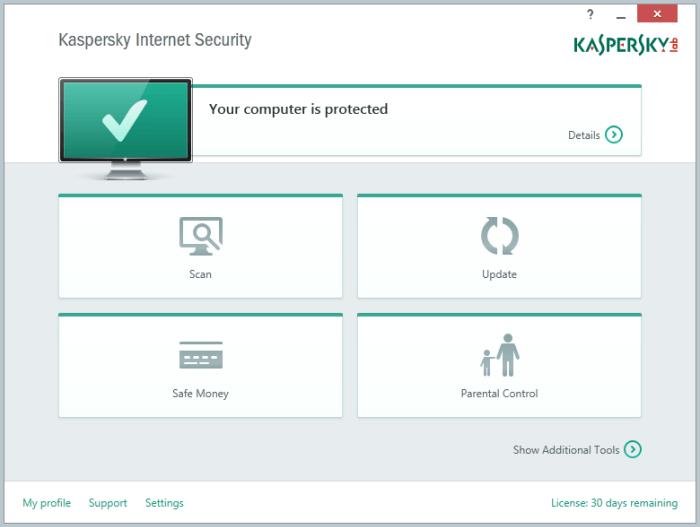 programma kaspersky antivirus