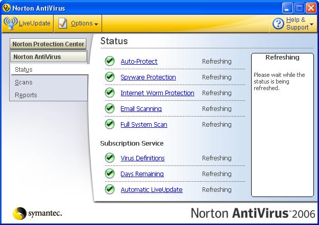 programma norton antivirus