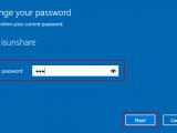 Bypassare password account windows 10