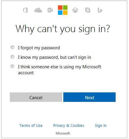 Bypassare password account windows 10-login microsoft