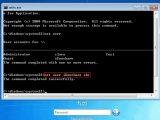 bypassare password account windows 7-cmd