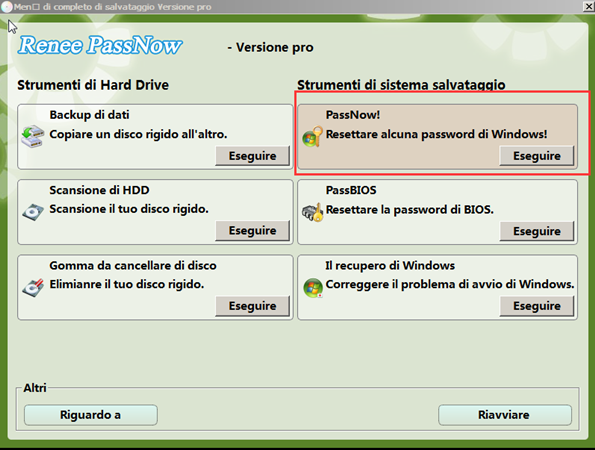 bypassare password account windows 8-avvioprog