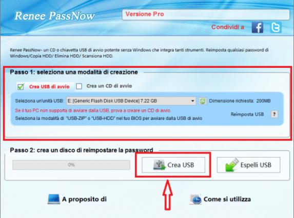 bypassare password account windows 8-programma