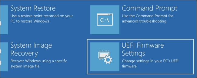cancellare password bios windows-uefi