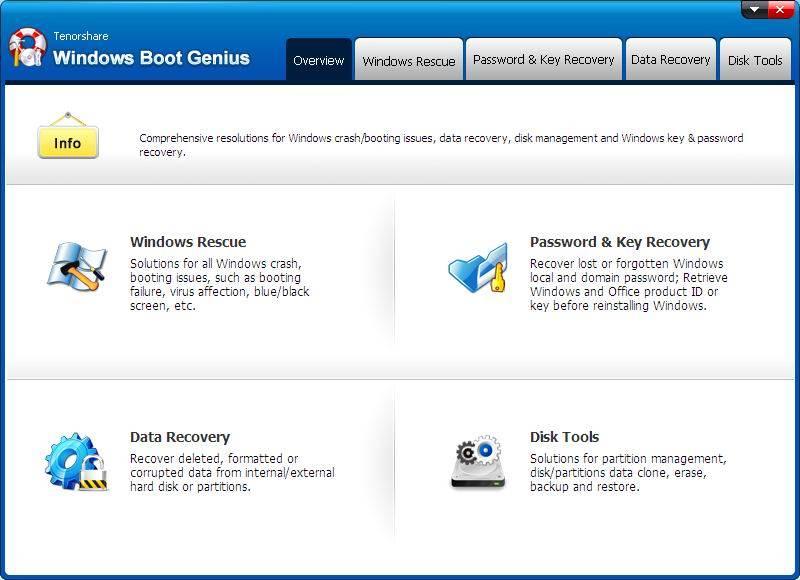 il pc si freeza come risolvere Windows Boot Genius