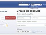 recuperare password facebook account