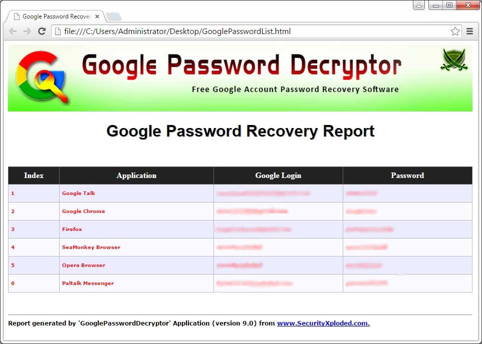 recuperare password mail gmail