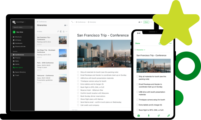 PROTEGGERE APPUNTI CON PASSWORD EVERNOTE