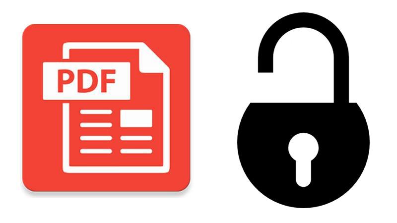 SPROTEGGERE PDF DA PASSWORD