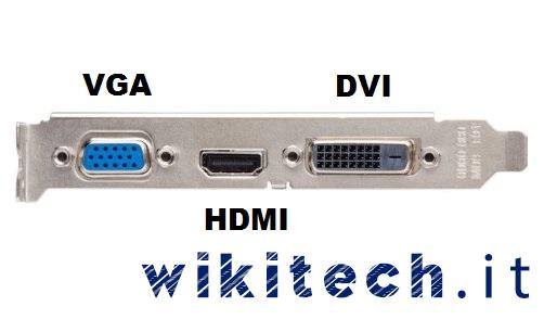 configurare pc desktop ingressi