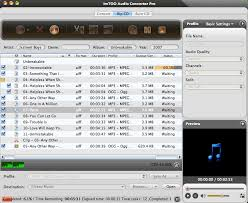 creare mp3 da cd audio -mac
