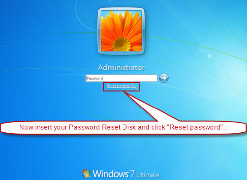 eludere password windows-account