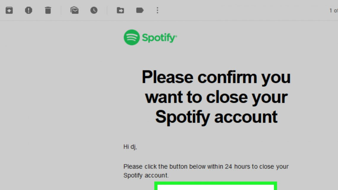 come creare account spotify artista