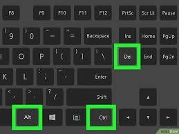 Riavviare Computer con tastiera