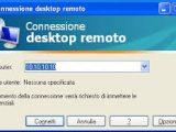Abilitare desktop remoto