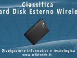 Classifica hard disk esterni wireless