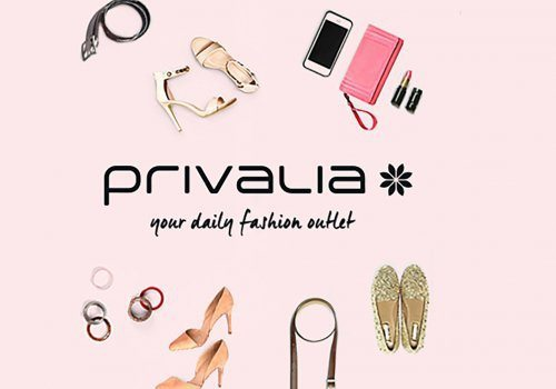 Funzionamento Privalia sito desktop e mobile