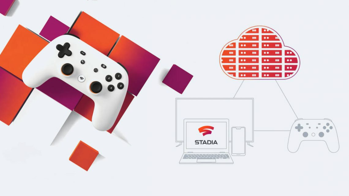 Google stadia giochi