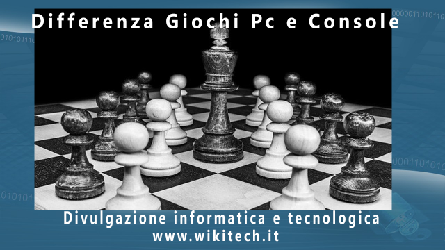 Degrado giochi da console a pc