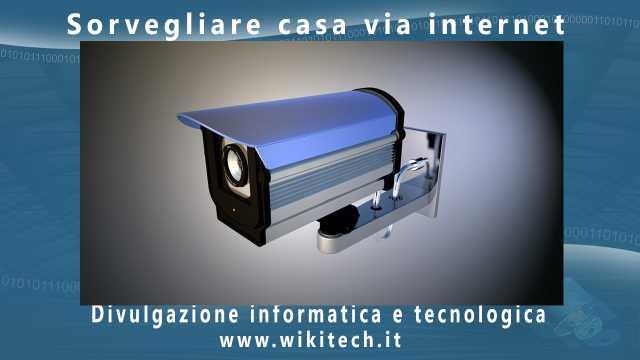 collegare telecamere in rete